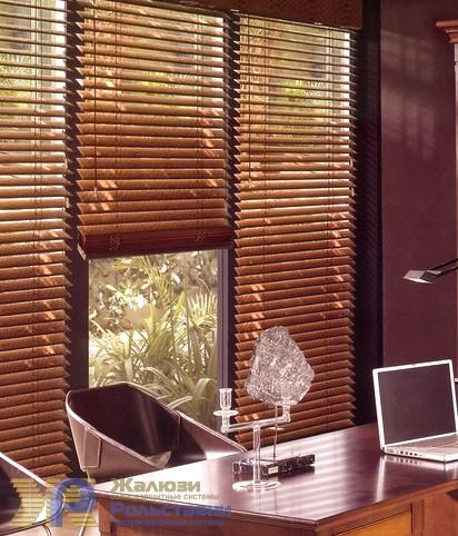 фото бамбуковых жалюзи