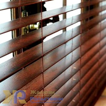Бамбуковые жалюзи: экология и комфорт