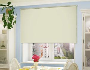 Рулонные шторы с электроприводом - автоматических жалюзи для вашего окна