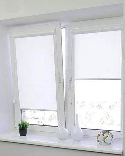 Кассетные шторы UNI-1